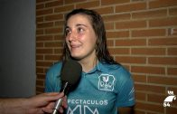 Mari Carmen Portero, protagonista del CD Pozoalbense Fem.