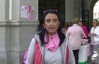 Pozoblanco se vistió de rosa contra el cáncer de mama