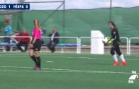 CD Pozoalbense Femenino vs. CD Híspalis