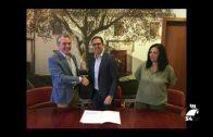 El Ayuntamiento y Prode firman un convenio de colaboración por 68.000 euros