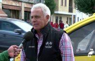 El pozoalbense Antonio Fernández presentó su vehículo para el Rallye Ciudad de Pozoblanco