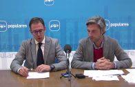 La situación del sector agrario centra la rueda de prensa del PP
