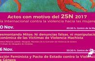 Ventana Abierta presenta las actividades del Día contra la Violencia hacia las Mujeres