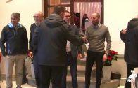 El Ayuntamiento recibió a la Selección Andaluza Sub-16 de fútbol sala