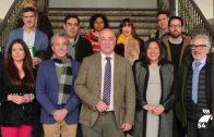 La Diputación suscribe un convenio con la Asociación de Jóvenes Empresarios de Córdoba