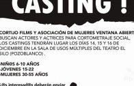 Ventana Abierta busca actores y actrices para un cortometraje social
