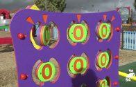 El Ayuntamiento adapta el parque infantil de La Salchi para niños con discapacidad