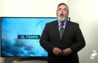 El Tiempo con Antonio Arevalo: 17 de enero de 2018