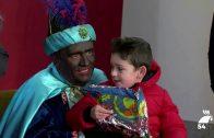 ¡Los Reyes Magos llegaron al Teatro El Silo!