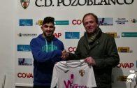 Roberto Llamas se incorpora al CD Pozoblanco