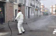 Se realizan actuaciones de refuerzo de aglomerado en varias calles pozoalbenses