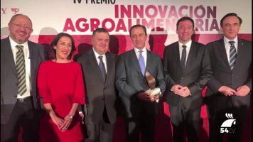 Covap recibe el IV Premio de Innovación Alimentaria
