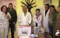 El CEIP Virgen de Luna dona los beneficios de su carrera solidaria al Aula Hospitalaria del Hospital
