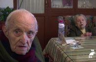 Homenaje por San Valentín a una pareja de ancianos pozoalbense