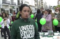 La AECC construye una gota de esperanza por el cáncer infantil