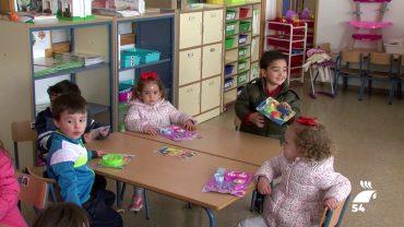 Más de 600 niños de Pozoblanco participan en el concurso 'Me gusta mi cole limpio'