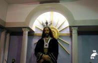 Comienza el besapiés del Cristo de Medinaceli
