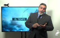 El Tiempo con Antonio Arevalo: 12 de marzo de 2018