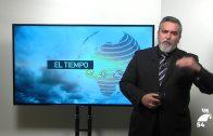 El Tiempo con Antonio Arevalo: 2 de marzo de 2018