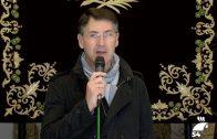 José Luis Calero, pregonero de Semana Santa, recibe la insignia de la Marca Pozoblanco
