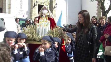 Los pequeños pozoalbenses prologan la Semana Santa con sus procesiones