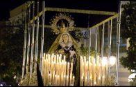 Semana Santa en Canal 54 Pozoblanco: La Virgen de Los Dolores en la Carrera Oficial