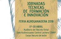 Comienzan las Jornadas Técnicas de Formación e Innovación de la Feria Agroganadera