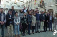 Dirigentes del PP en Los Pedroches mantienen una reunión para tratar el tema de la despoblación