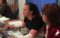 El Área Sanitaria Norte forma a estudiantes en prácticas de Gestión Administrativa en Grado Medio