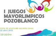 Pozoblanco acogerá los I Juegos Mayorlímpicos
