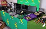 Detenidos los responsables de varios robos en Ayuntamientos de la comarca