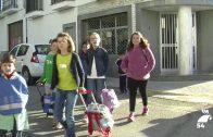 El Colegio Virgen de Luna celebra su primer mes dentro del 'Camino Escolar'