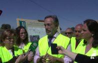 Finalizan las mejoras de la carretera que une Pozoblanco y Villanueva de Córdoba