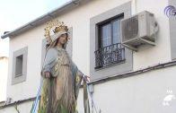 Mañana las calles de Pozoblanco acogen la procesión de La Milagrosa