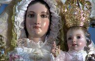 Semana de Despedida de la Virgen de Luna: Procesión de Santa Catalina a San Bartolomé
