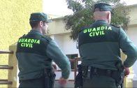 Tres detenidos en Pozoblanco por delitos contra el patrimonio