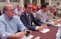 El Ayuntamiento firma el convenio para la reforma del entorno de la parroquia de San Sebastián