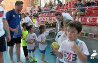 Especial Deportes: Clausura de las concentraciones bebé y prebenjamines de fútbol sala
