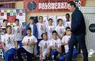 Especial Deportes: Clausura de la Escuela de Baloncesto