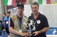 Gran actuación de Dani García en el Campeonato del Mundo de Tirachinas
