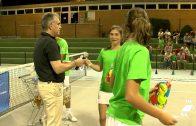 La Escuela Municipal de Tenis celebra su clausura de la temporada