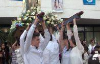 La Milagrosa recorre en procesión las calles de Pozoblanco desde su barrio