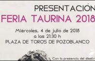 La Plaza de Toros acogerá la presentación de la Feria Taurina 2018