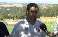 Ander Martínez, de PGA España, visita las instalaciones del Campo de Golf Municipal