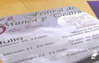Dos Torres acogerá el Festival de Música y Teatro
