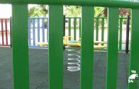 El Ayuntamiento concluye la reforma integral de la calzada y el parque infantil de la calle Congreso