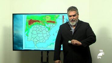El Tiempo con Antonio Arevalo: 12 de julio de 2018