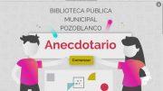 La Biblioteca Municipal lanza Anecdotario, un juego especial para disfrutar del verano