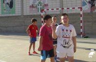 La Escuela de Tenis protagoniza un clinic en el Oratorio Salesiano