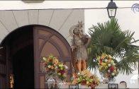 Llega la tradicional procesión de San Cristobal a Pozoblanco
